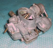 carburatore,vergaser solex DIDTA doppio corpo BMW E21 315-318-320,E12 518-520