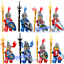 8pcs-Knights-Gladiatus-Military-Army-Soldier-Captain-Minifig-Castle-Minifigures thumbnail 32