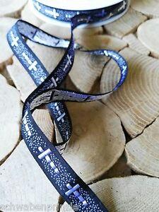 3 M Deuil Conjonctif Deuil Boucle Croix étroit 15 Mm Trauerband Bande Noir Argent-afficher Le Titre D'origine P8olcpge-10125407-113212152