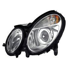 Headlight fits: Mercedes E (W211) Left '02-  Halogen H7 | HELLA 1LL 008 369-171