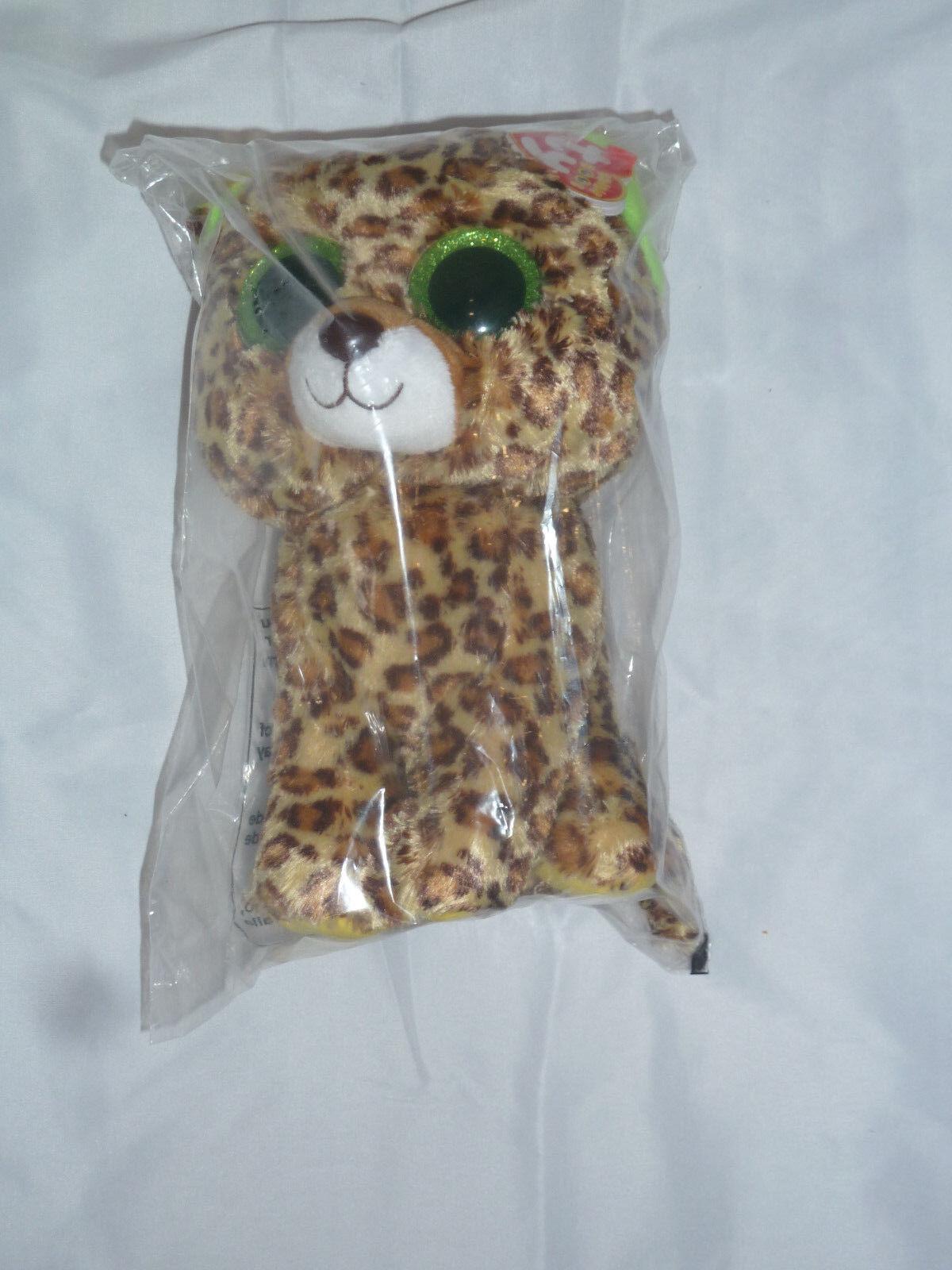Ty Beanie Boos - Leopard Leopard Leopard Speckles - 24 cm - Stofftier -  Neu - TOP 791032