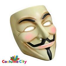 Gli adulti OFFICIAL LICENSED V per Vendetta Guy Fawkes Costume Accessorio