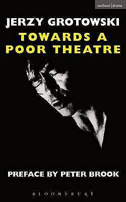 Towards a Poor Theatre (Performance Books)