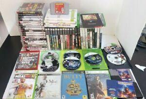 Video-Game-Lot-Playstation-2-PS3-Xbox-XBOX-360-and-One-Nintendo-Wii-64