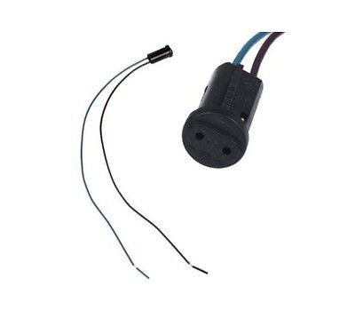 Support de Lampe Douille G4 12V Plastique Ampoule Halogène LED Câble G 4 X