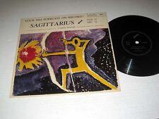 """7"""" LP Sagittarius: Your 1964 Forecast On Record! AUDIORAMA ZODECORD NM-"""