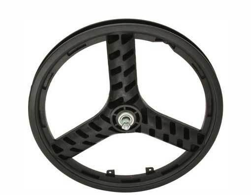 BICYCLE 20  FRONT WHEEL STEALTH MAG 3-SPOKE   BEACH CRUISER LOWRIDER BMX MTB  come to choose your own sports style