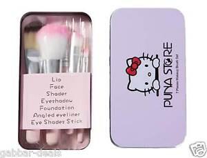 7-Piece-Makeup-Brush-Set-with-Storage-Box-Pink