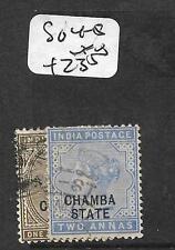 INDIA CHAMBA (P2809B) QV SG 4-5  VFU