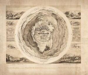 1861-pictorial-map-Panorama-Summit-Mount-Davidson-Washoe-Range-POSTER-8715002