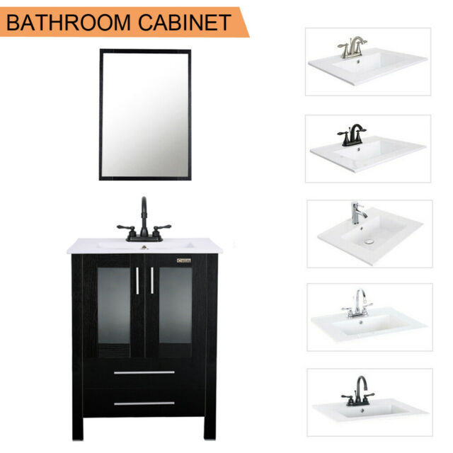 American Imaginations Flair 24 Ceramic Drop In Bathroom Vanity Top For Sale Online Ebay