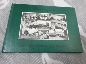 BEACONSFIELD-IN-OLD-PICTURE-POSTCARDS-BUCKINGHAMSHIRE-Book-Collectible