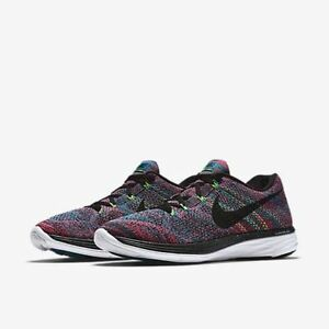 new style 36310 9f875 Image is loading New-Nike-Men-039-s-Flyknit-Lunar-3-