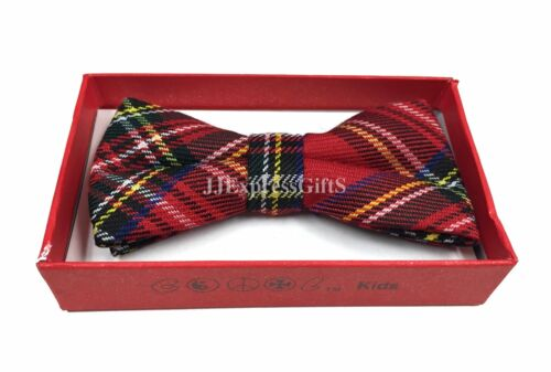 Bow Tie Matching Colors Set for Boys Girls Wedding Photo Shoot Kid/'s Suspender