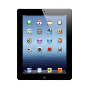 Apple iPad A1416 3rd Gen 32GB WiFi - Black