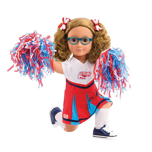 Our Generation - - - Juliet Cheerleader Puppe 46 cm 0e7773