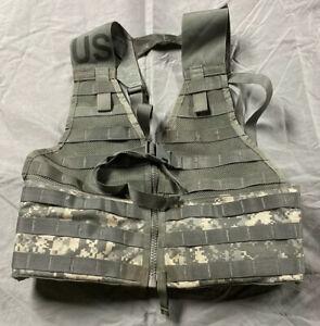 Fighting Load Carrier FLC MOLLE II Vest ARMY ACU Webbing USGI TACTICAL NEW