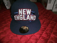 NFL  FITTED NEW ENGLAND 59FIFTY  HAT CAP  2 SIZES