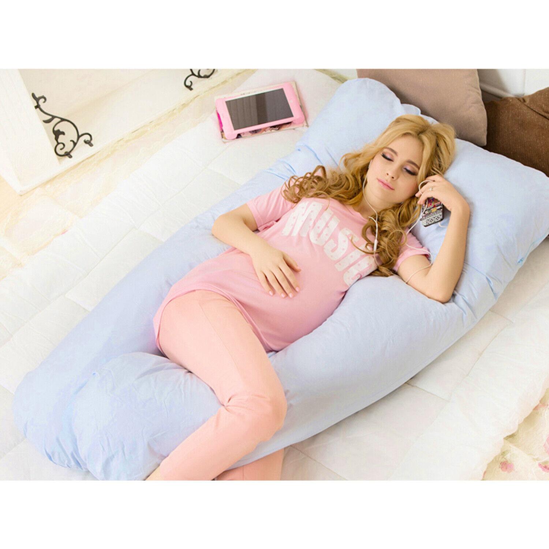 Image 41 - U-Shape-Pregnancy-Pillow-Full-Body-Pillow-for-Maternity-amp-Pregnant-Women