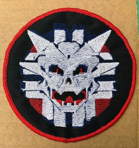 Sinistar Embroidered Patch 80s Retro Arcade