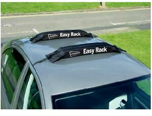 Image Is Loading EASY FIT Roof Rack System Soft Cushion Roof