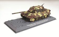 Altaya 1:72 Panzerjager Tiger Ausf. B Sd.Kfz.186 Jagdtiger Heidelberg Germany 45