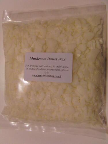200g Wax for mushroom dowels