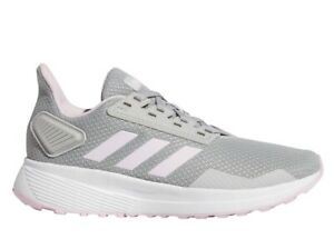Adidas-DURAMO-9K-G27629-Grigio-Scarpe-Donna-Bambini-Sportive-Running