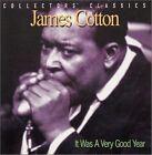 It Was A Very Good Year von James Cotton (2012)