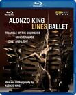 Alonzo King Lines Ballet Triangle of The Squinches Arthaus Musik 108043 BL