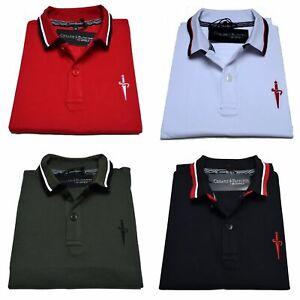 Polo-Cesare-Paciotti-Uomo-Men-t-shirt-100-Monte-Carlo-Italy-Fashion