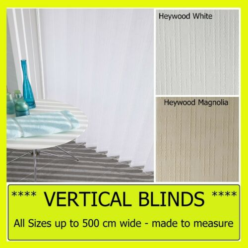 Measure Vertical Blinds Headrail