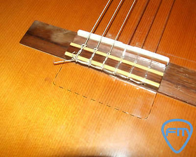 Classical Guitar Soundboard Protector | No String Dings