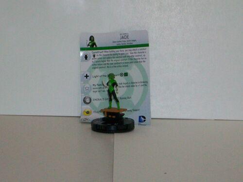 Heroclix War of Light # 106 Jade