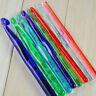 9PCS Plastic Crocheting Acrylic Crochet Hooks Needles  3mm-12mm