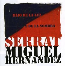 Joan Manuel Serrat, - Hijo de la Luz y de la Sombra [New CD]