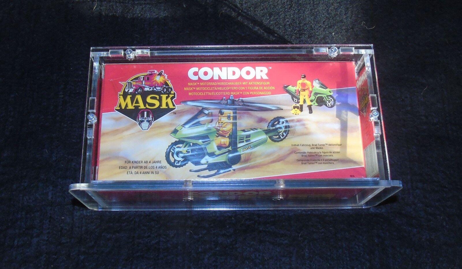 Kenner m.a.s.k. condor maske europäischen mib - gift unusued sora - fall