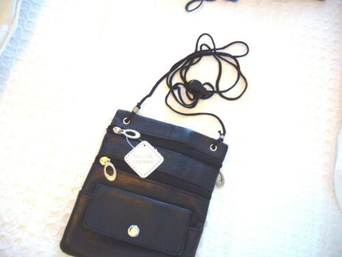 LADIES WOMEN/'S GIRLS LEATHER HAND BAG OVER THE SHOULDER PURSE WALLET CELL PHONE
