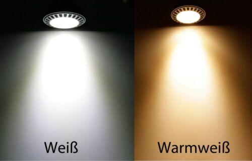 Doccia Incasso Faretto Aquarius 230V 10er SMD LED 3W=25W GU10 IP54