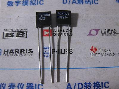 1x RCK02 120R00 0.1% Vishay RCK Series Ultra-Precision Resistor Y0793120R000B0L