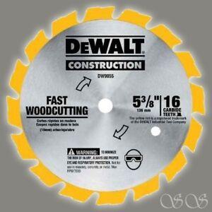 DEWALT-DW9055-5-3-8-Inch-16-Tooth-Series-Arbor-Carbide-Circular-Saw-Blade