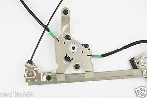 SKODA-OCTAVIA-MK1-MK2-FRONT-LEFT-ELECTRIC-WINDOW-REGULATOR