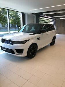 2018 Range Rover Sport Supercharged Dynamic