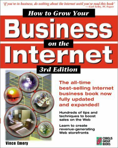 How to Grow Your Business on the Internet  3rd Edition