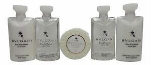 Bvlgari-White-Tea-Travel-Set-Shampoo-Conditioner-Body-Lotion-Shower-Gel-Soap