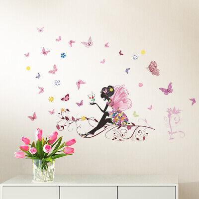Dekoration 18 Schmetterlinge Kinderzimmer Baby Geburt Madchen Deko Wandaufkleber Wandtattoo Mobel Wohnen Blowmind Com Br