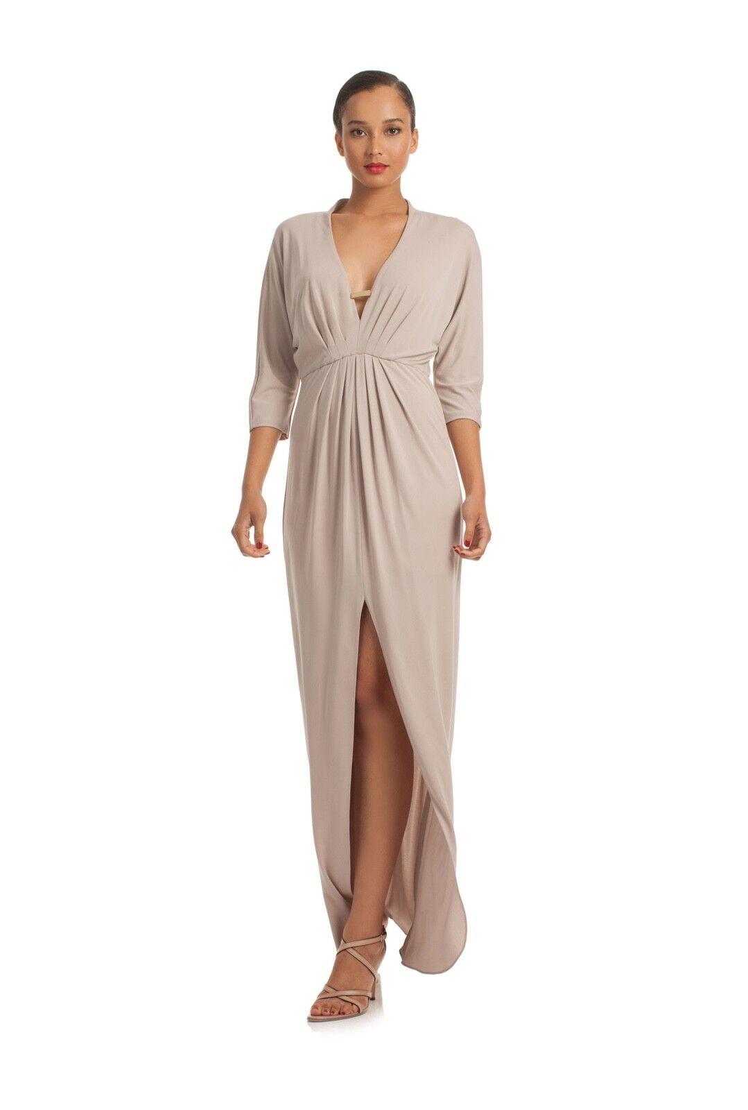 Trina Turk Turk Turk Haute Havana Salsa Maxi Dress- Size 12- Worn Once- Retail  398 d7e1dc