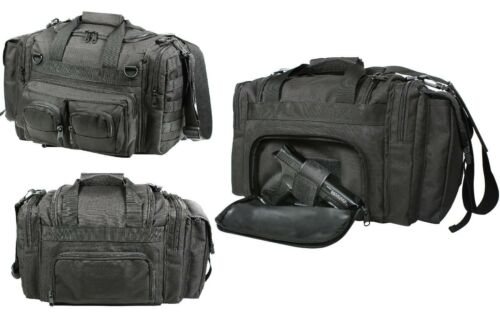 Law Enforcement Security Tactical MOLLE Gear Bags Black Concealed Carry Bag