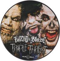 Blaze Ft. Twiztid Necromancy Icp Rsd 2017 Vinyl Picture Disc 7 Single