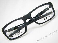 Eyeglass Frames-Oakley CURRENCY OX8026-0754 OneSight Satin Black Glasses Frame